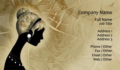 Business Card Templates Jewelry - Jewelry business card templates