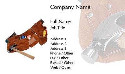 Business Card Templates - Handyman