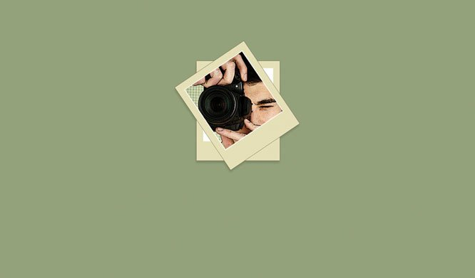 Green and Beige Photographer Back thumbnail image