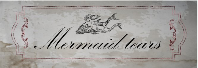 Mermaid Tears Bookmark