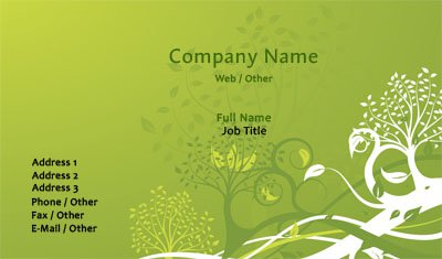 Business Card Templates Lawn Care - Lawn care business cards templates free