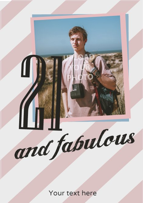 21 and fabulous