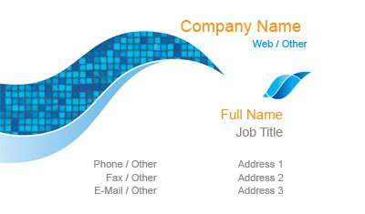 Business card templates pool for Pool design templates