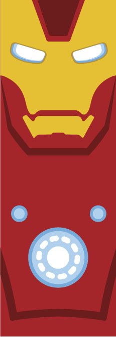 Iron Man Back thumbnail image