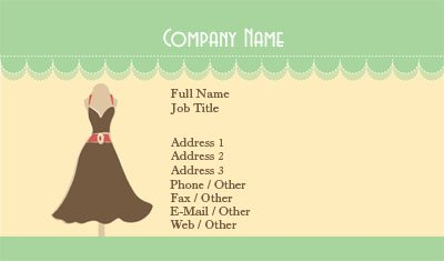 Business card templates clothing clothing design stopboris Images