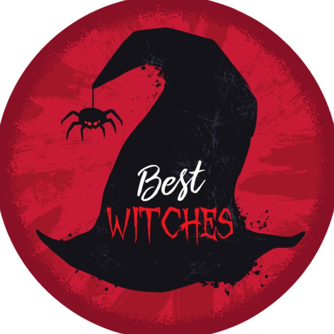 Best witches bloody red