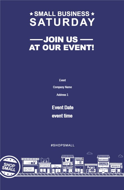 Small Business Event