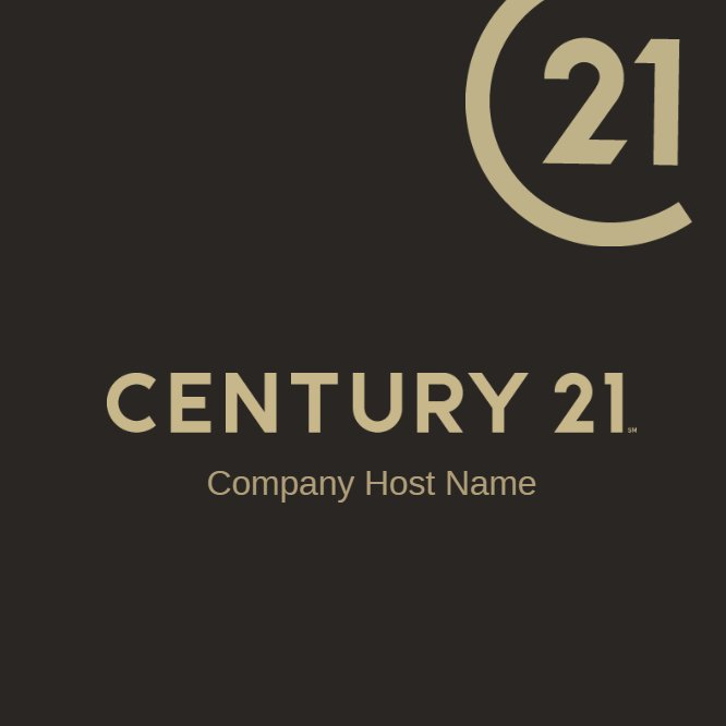 Century 21 Business Card square