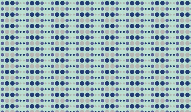 Green Geometric Pattern Back thumbnail image