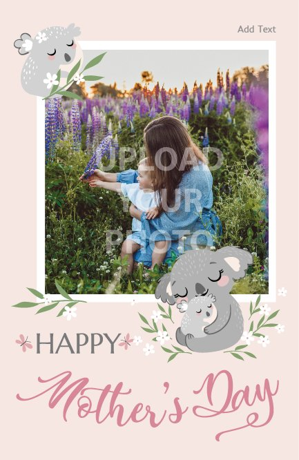 Happy Mother's Day Koala