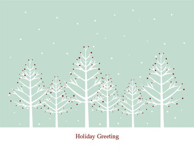 425 x 55 greeting card templates holidays seasons greetings m4hsunfo