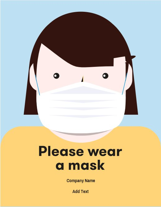 Please Wear a Mask