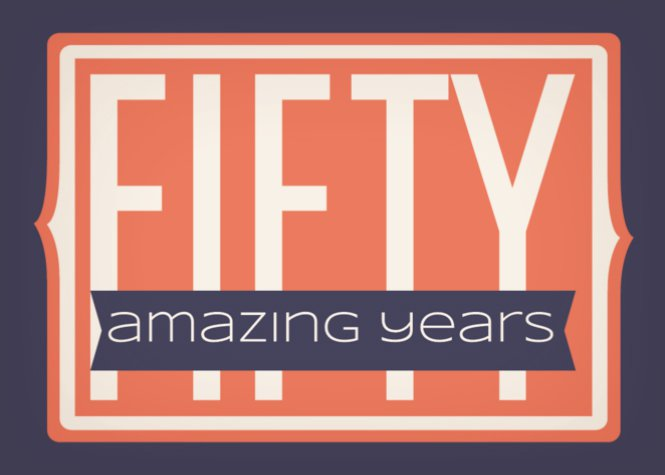 Fifty Amazing Years