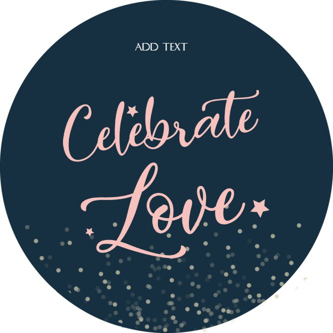 Celebrate Love Cookie