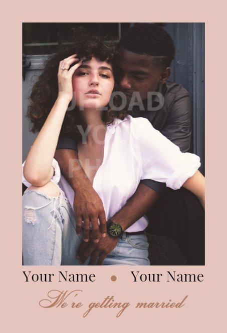 X Postcards Templates - New address postcards template