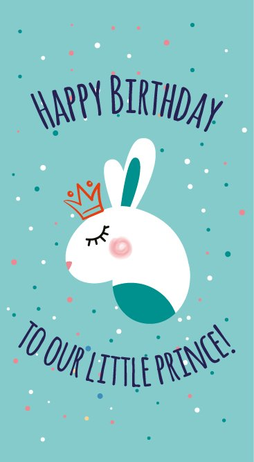rabbit birthday
