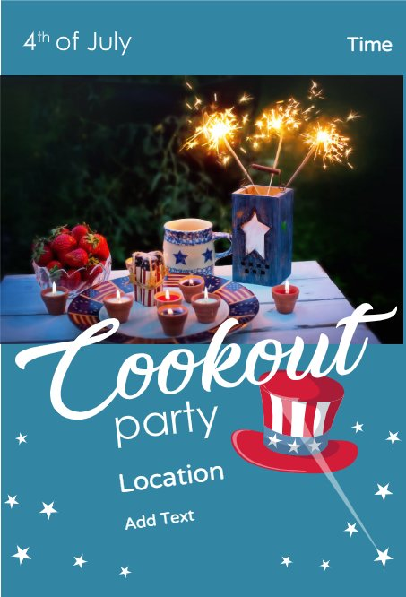 Cookout party