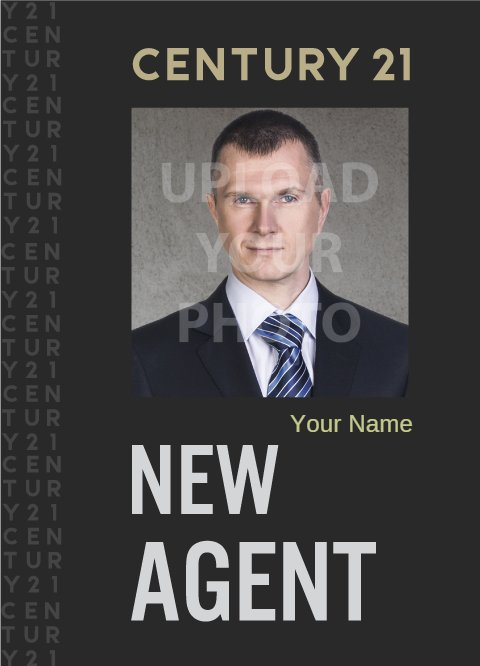 New Agent Flyer Grey