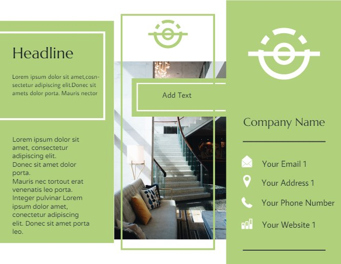Interior Brochure Green Back thumbnail image